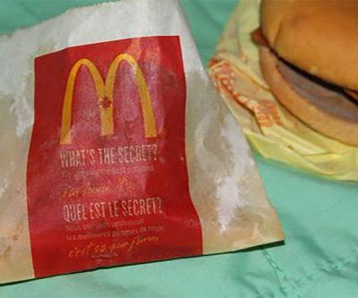 6-year-old, $150 McDonald's meal pulled from eBay