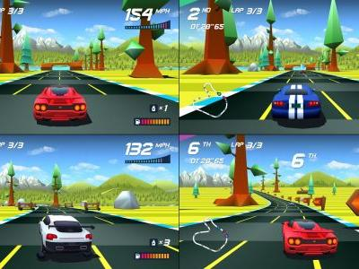 Horizon Chase Turbo Races Onto a Bigger Track in May