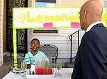 11-year-old's lemonade stand shut down by Illinois health officials