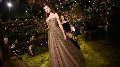 Dior Haute Couture Taps into a Whimsical, Witchy Fairy Tale for Spring