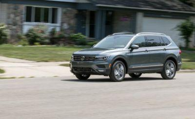 2018 Volkswagen Tiguan 4MOTION Tested: We Put the Three-Row Version through Its Paces