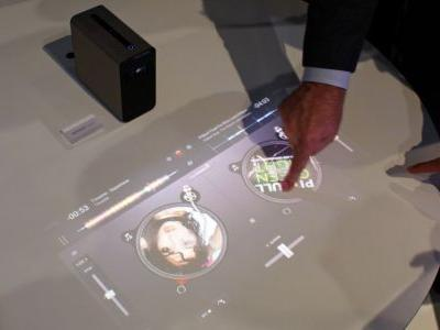Sony's Xperia Touch is here to turn your walls into touchscreens for a big price