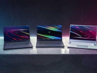 New Razer Blade 15 gaming laptop packs even more performance and new hardware innovations in a compact package