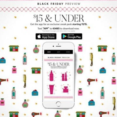 What Time Does Sephora Open On Black Friday 2018? The Sales Start Early, So Set Your Alarm