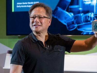 Nvidia Jetson Xavier and Isaac aims to launch a new era of autonomous machines