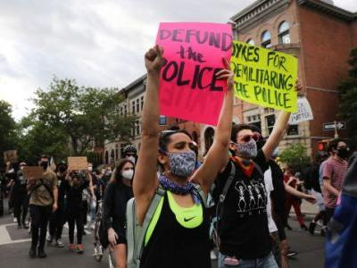 Police Scanner During Brooklyn Protests: 'Run Them Over'