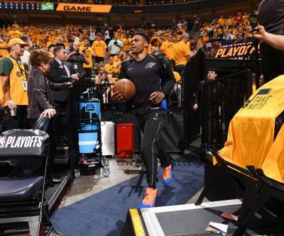 Another Jazz fan banned after old Russell Westbrook video surfaces