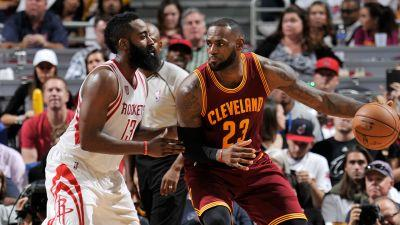 James Harden, LeBron James Headline 2016-17 All-NBA Teams