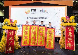 ITB Asia continues with record number of more than 1,300 exhibitors and 1,250 buyers