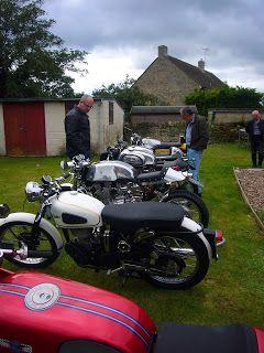 The Norton Cafe Racer Day 2017 pics