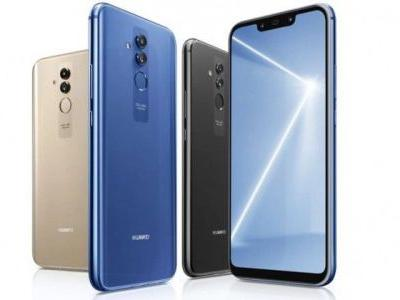 Huawei Mate 20 Lite Lands On Vodafone