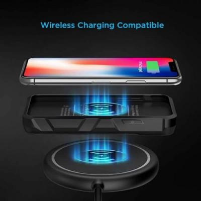 IPhone X Wireless Battery Case Offers Protection And Charge