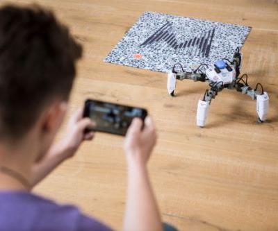 MekaMon is a $300 battle robot that fights in AR and your living room