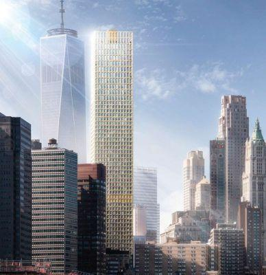 New York City Skyscraper by Adjaye Associates Revealed