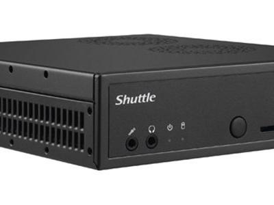 Shuttle Announces 1.3-Liter XPC Slim DH310: A Barebones PC for Coffee Lake CPUs