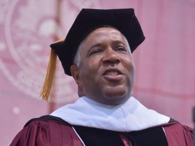 A billionaire commencement speaker at a Georgia college announced that he will pay off the Class of 2019's student loans