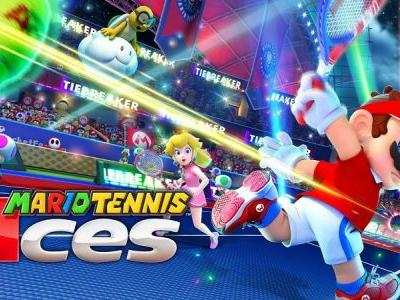 Try Mario Tennis Aces for free with Nintendo Switch Online
