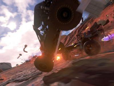Arcade Racer Onrush Getting Open Beta On May 17