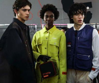 Heron Preston's FW19 Simplifies His Utilitarian Aesthetic, Has Nike Collab Coming