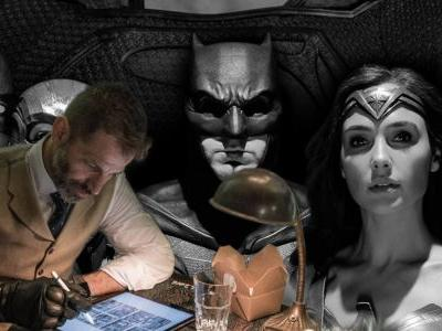 Zack Snyder Hasn't Seen Justice League