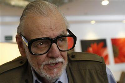 """""""Night of the Living Dead"""" director George A. Romero dies"""