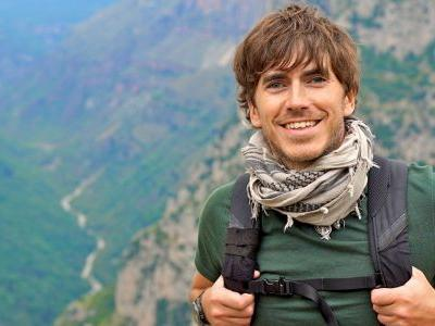 """Simon Reeve: """"There are extraordinary things happening close to home"""""""