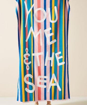 31 Beach Towels That Are Practically Begging to Be Instagrammed