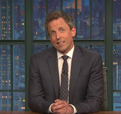 Seth Meyers rips into Brett Kavanaugh's virgin defense against sexual misconduct allegations