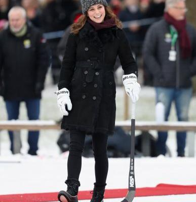 Kate Middleton's Surprising Hat Choice Will Make You Want to Book a Ski Trip ASAP
