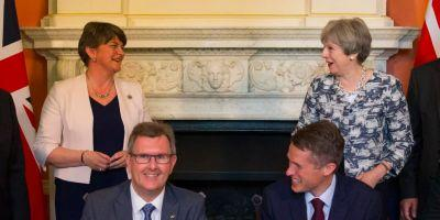 Theresa May's reckless deal with the DUP will cost us far more than £1.5 billion