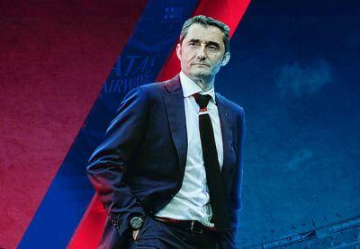 Barcelona appoint Valverde to replace Luis Enrique