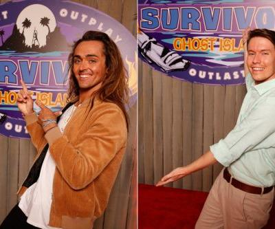 'Survivor' Jurors Sebastian and Donathan on Dom's Aggressive Play and Finding Love