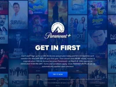 Want to sign up for a Paramount Plus free trial? Here's how