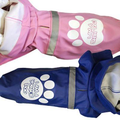 Keep Your Dog Dry While Proudly Proclaiming Their Breed