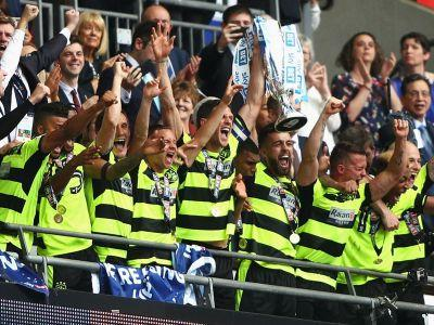 Huddersfield make history in reaching the Premier League with penalty shoot-out success