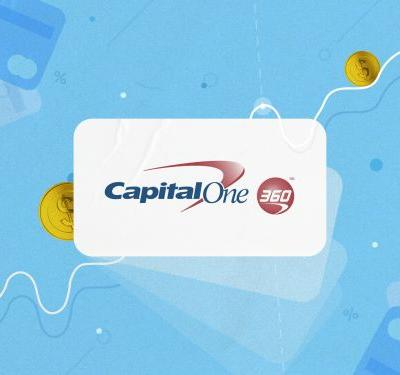 Capital One 360 pays competitive rates on savings accounts, checking accounts, and CDs, with no required opening deposit