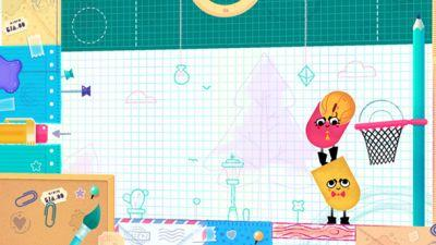 Watch Us Play Nintendo Switch's Intriguing Co-op Puzzler, SnipperClips