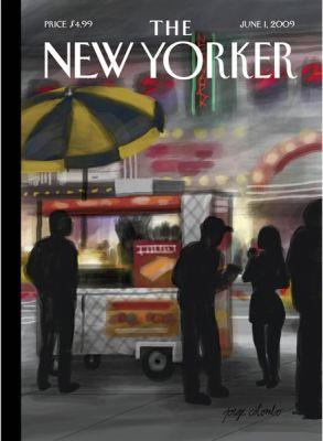 The iPad Pro Is Good Enough for the Cover of the New Yorker