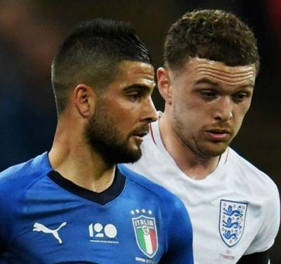 England 1 Italy 1: Insigne penalty denies Southgate's side at Wembley