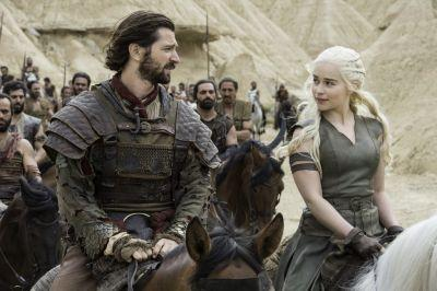 How Emilia Clarke Really Felt About Her Game of Thrones Sex Scene With Michiel Huisman