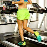 Strengthen and Tone Your Legs and Abs With This 30-Minute HIIT Treadmill Workout