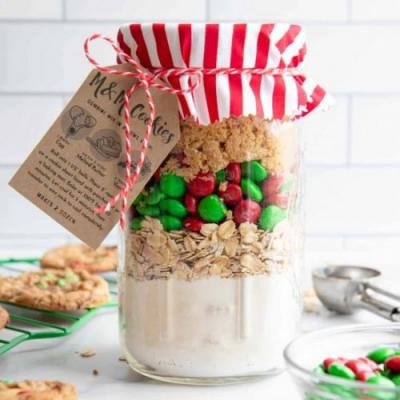 Easy Food DIY Christmas Gift Ideas