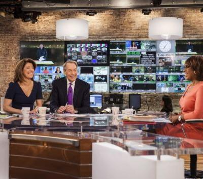 'I am not okay': The remarkable response to the Charlie Rose allegations, from his CBS colleagues
