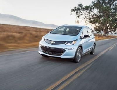 2018 Chevrolet Bolt EV in Depth: High-Voltage Jellybean