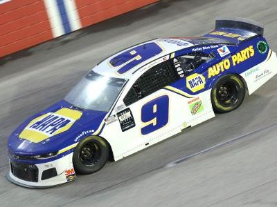 Chase Elliott 'one finger salute' T-shirts are already being sold