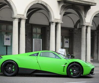 Pagani Will Have An Electric Offering In The Future