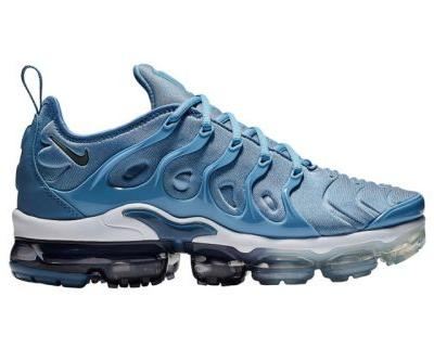 """Nike Combines """"Work Blue/Cool Grey"""" on New Air VaporMax Plus"""