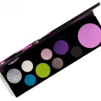 MAC Girls Collection: Pretty Punk, Raver Girl, Smarty Pants Swatches