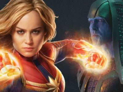 Captain Marvel Explains Why No Aliens Invaded Earth Before Thanos