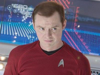 The Future of the 'Star Trek' Film Franchise is Uncertain, According to Simon Pegg